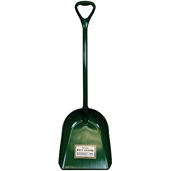 Amazon.com : Tuffy Jr. Scoop : Shovels : Patio, Lawn & Garden