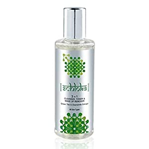 Ambhabhavani Schloka 3 in 1 Cleanser, Toner and Make up Remover with Green Tea and Chamomile