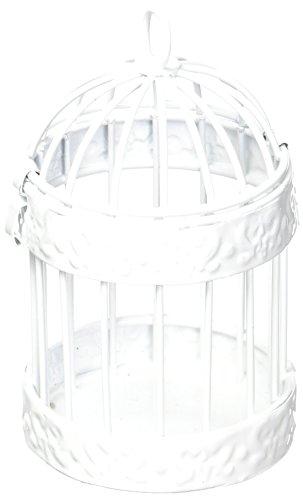 Weddingstar Mini Round Birdcage in White (4)