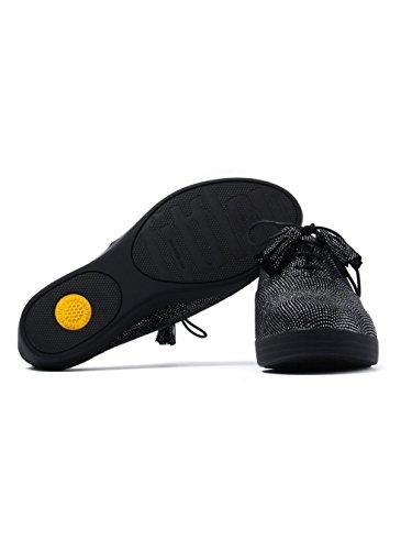 Superoxford Fitflop Nero Per Glimmer Sneaker Ciondoli Classico Donne Le zzd4wOxrq