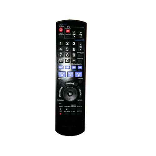 Easy Replacement remote control fit for Panasonic EMP-EZ17S DMR-EA18K DMR-E55 DMR-E55S DVD Recorder Player