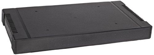 (BUD Industries PRM-14460 ABS Plastic Rackmount Box, 16-11/16