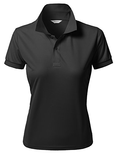 Relaxed Fit Short Sleeve Polo Shirt - 2