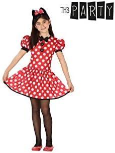 Disfraz para Niños Minnie Mouse 9489: Amazon.es: Ropa y accesorios