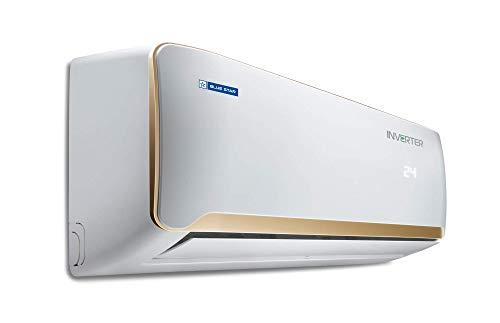 Blue Star 1.0 Ton 5 Star Inverter Split AC (Copper, IC512QBTU, White)