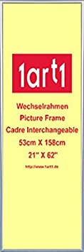 - Mo/ët Et Chandon 1899 Plastique 158 x 53cm 1art1 Alphonse Mucha Poster Reproduction et Cadre