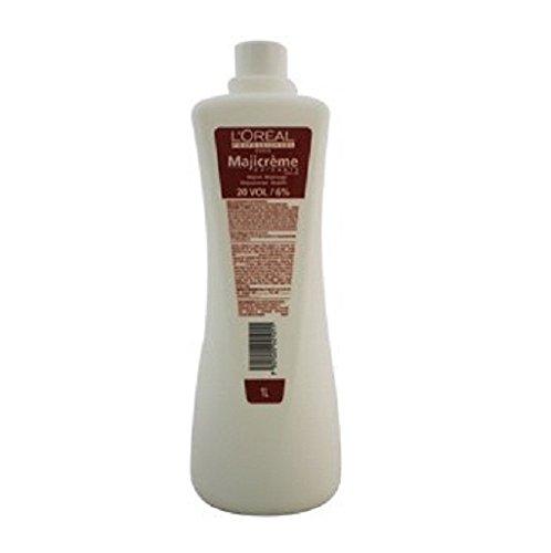L'Oreal Paris Professional Majicreme Oxidant 20 Vol/6Percent Cream, 33.79 Ounce, U-HC-10156 L' Oreal Paris