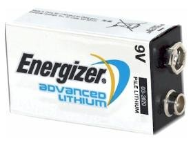 4 X Energizer La522 9 Volt Advanced Lithium Batteries by Energizer