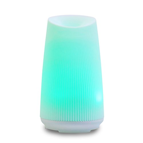 Aromatherapy Diffuser Zen by Ellia, with Berje Essential Oils, Ultrasonic...