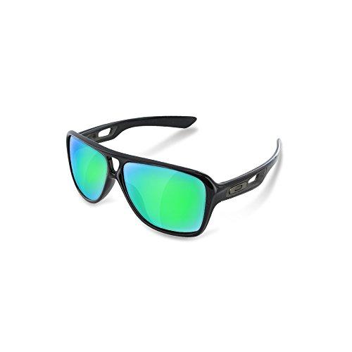de Sunglasses Iridium Recambio Black sapphire Lentes Dispatch 2 Polarizadas Oakley para green Restorer qtAxRtS