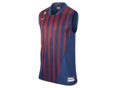 Nike Camiseta Barcelona Mujer AA4930-455 (52): Amazon.es ...