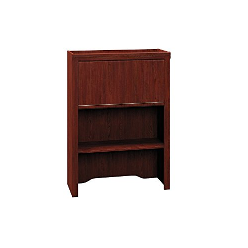Bush Business Furniture Enterprise Collection 30W Lateral File Hutch in Harvest Cherry ()