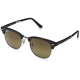 Ray-Ban RB2176 51 CLUBMASTER FOLDING Sunglasses 51mm