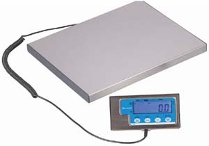 Dietary Scale With Remote Display, Capacity: 15kg x 0.005kg/30lb x 0.01lb/0.2oz
