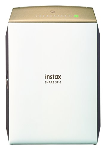 Instax Share SP-2 Photo Printer - Gold