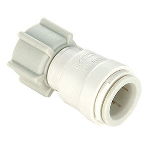 SeaTech Female Thread Swival Connector Part Number: 3510-1013 Size: (Tube ID x Female Thread) 1/2