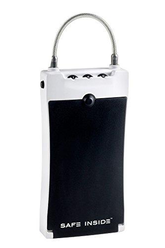 Safe Inside Portable Security Case Black 4500L