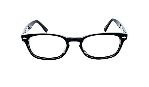 5787793801e3 Lunettos Jordan Womens Eyeglass Frames - Black at Amazon Women's Clothing  store: