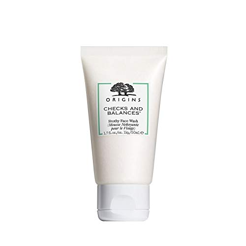 Origins Checks and Balances Frothy Face Wash, Travel Size 1.