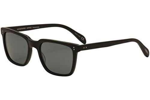 Oliver Peoples Eyewear Men's NDG Sunglasses, Noir/Indigo Photochromic, One - Sunglasses People