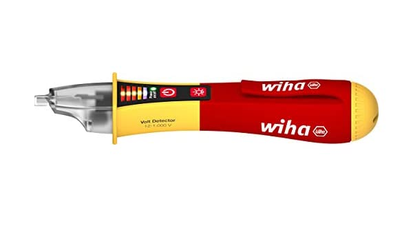 Wiha SB 255-13 Volt Detector Spannungspr/üfer 12-1000V