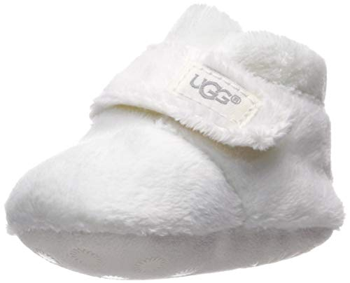 UGG Baby I BIXBEE and Lovey Gift Set, Vanilla, 4/5 M US Infant -