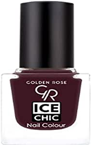 Golden Rose Ice Chic Nail Colour, No.131