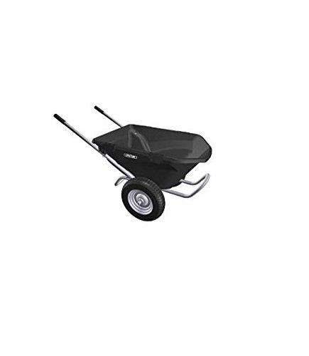 081483003726 - Lifetime 65034 Two Wheel Wheelbarrow, 6.5 Cubic Feet Capacity carousel main 0