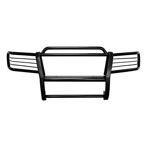 (ARIES 1044 1-1/2-Inch Black Steel Grill Guard Select Jeep Grand Cherokee)
