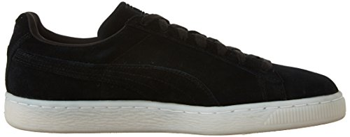 Puma Suede Classic Colo Suede Lace Up Sneakers Shoes Black Peacoat GjqUGf