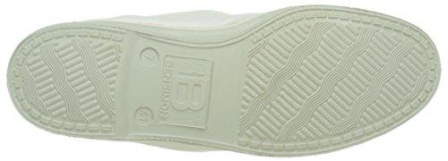 Bensimon Tennis Bateau - Zapatillas de deporte Hombre Blanco - Blanc (101 Blanc)