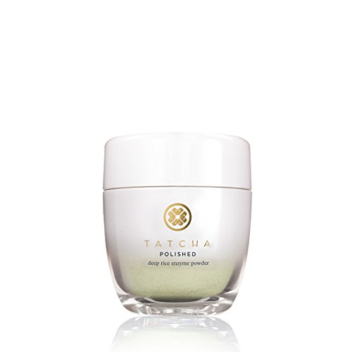 Tatcha Polished Deep Rice Enzyme Powder Travel 0.35 oz