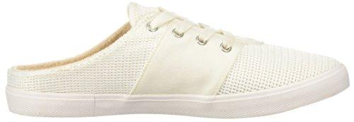 Roxy Dames Chica Slip Op Schoen Sneaker Wit