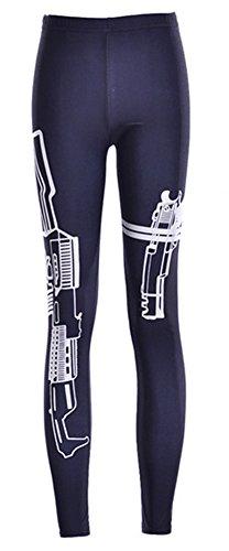 Sister Amy Geometric Printed Leggings
