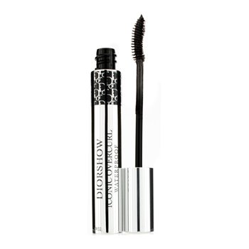 Christian Dior Diorshow Iconic Overcurl Waterproof Mascara - # 091 Over Black - -
