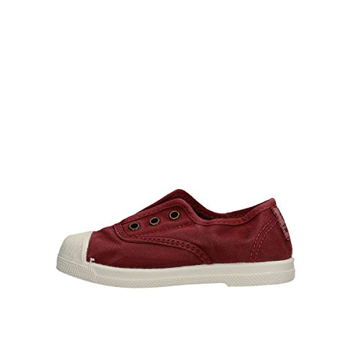 Fabric shoe Rosa Natural World 102-E Bordo 5BPjvR7ag