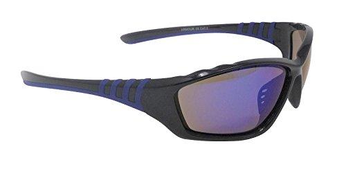 Eyelevel Armour - Gafas de sol deportivas con espejo azul ...