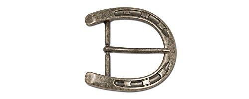 (Tandy Leather Horseshoe Buckle 1-1/2