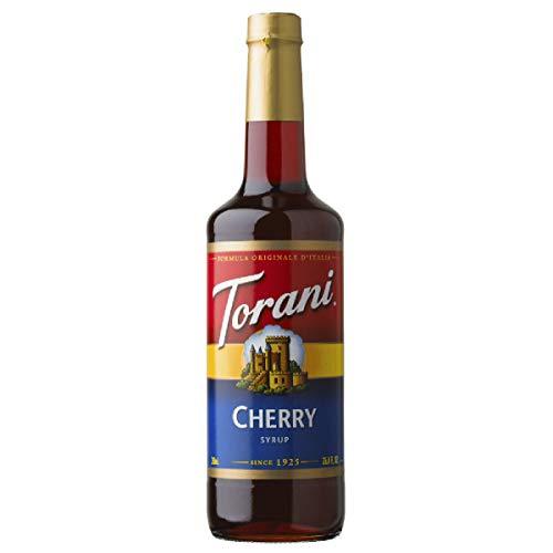 Torani Syrup Cherry 25.4