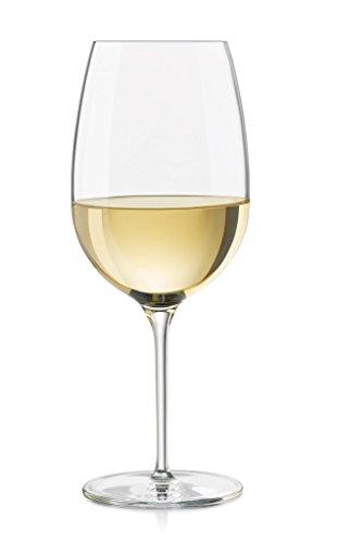 Libbey 4 Piece Signature Kentfield Grande Wine Set, 26 oz, Clear