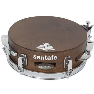 CAJA SONAJAS TOP WOOD 25X8 REF.CL001 NOGAL OSCURO by Santafe Drums