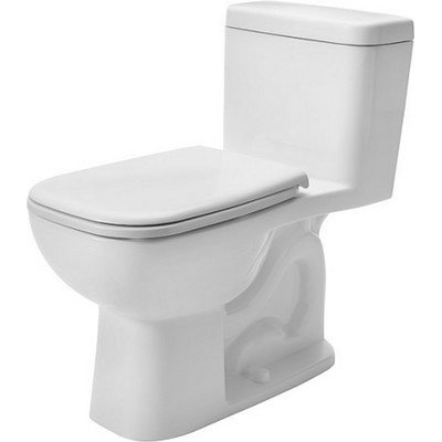 D-Code 1.28 GPF Elongated Toilet 1 Piece