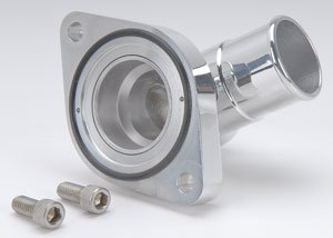 Billet Specialties 90730 Thermostat Housing for Ford by Billet Specialties (Image #3)
