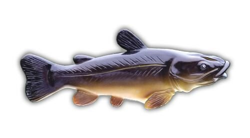 Catfish Fish Antenna Topper & Yellow Smiley Antenna Topper Tenna Tops®