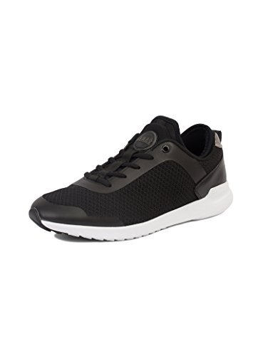 Sneakers Uomo Colmar 42 Nero A-shooter Neon Autunno Inverno 2016/17