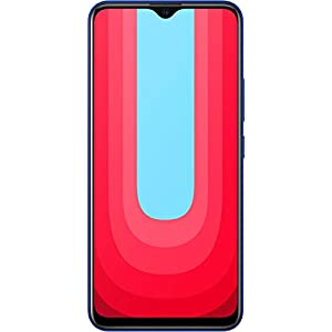 Vivo U20 (Blazing Blue, Snapdragon 675 AIE, 4GB RAM, 64GB Storage)