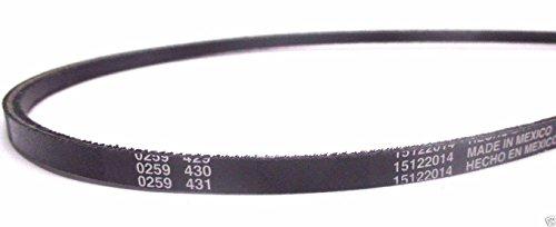 Belt Drive Power Blower - Mtd 754-04088 Snowblower Ground Drive Belt, 33-in