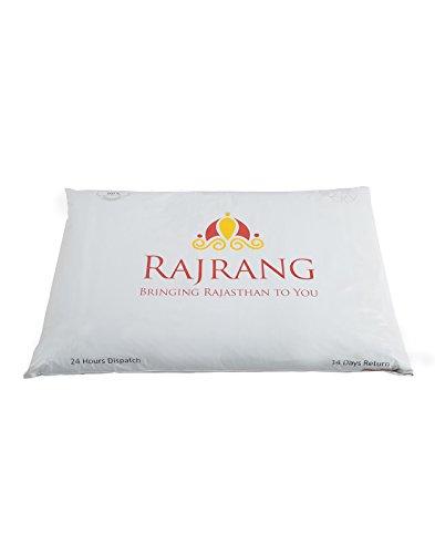 Rajrang antico Pouch Bag Maroon Elefante Patch raso di lavoro per le donne
