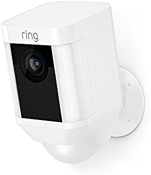 Ring Spotlight Battery Security Camera with 2-Way Talk