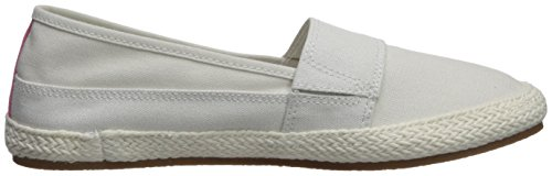 Lacoste Womens Marice Sneaker Off White Canapa